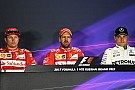 Russian GP: Post-qualifying press conference