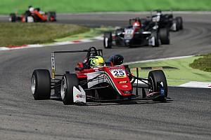 فورمولا 3 الأوروبية أخبار عاجلة فورمولا 3 الأوروبيّة: شوماخر متفاجئ بمنصّة تتويجه الأولى المبكّرة في البطولة