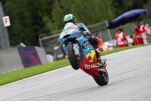 Moto2 Raceverslag Morbidelli domineert in GP van Oostenrijk, opmars KTM-rijder Oliveira gestopt door crash