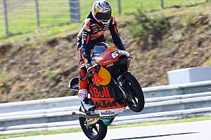 Moto3 Nieuws Bendsneyder baalt van missen podiumplek Brno na 'zeer goed weekend'
