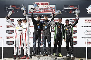 IMSA Репортаж з гонки IMSA у Лонг-Біч: Cadillac виграє хаотичний Гран Прі