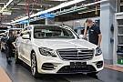 Autó Vezető nélkül gördült le a gyártósorról a vadonatúj S-osztály első példánya