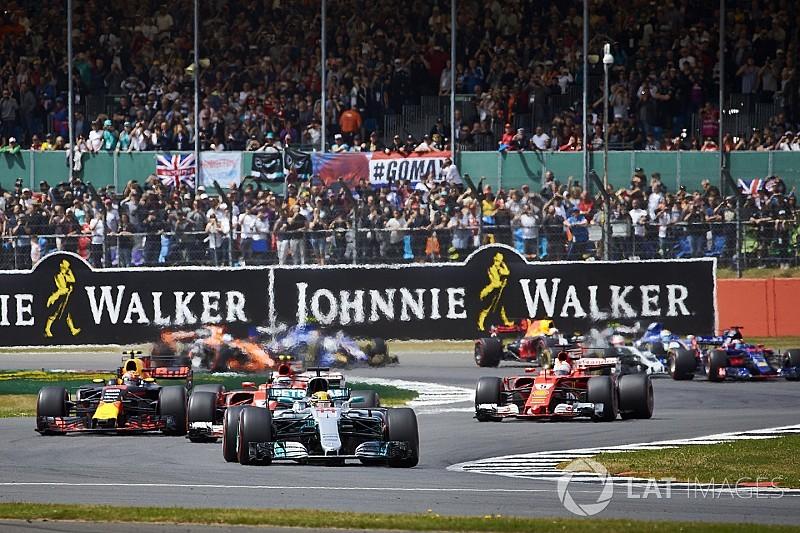F1】イギリスGPで注目すべき5つ...