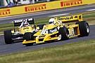 GALERÍA: Renault celebra 40 años de Fórmula 1 en Silverstone