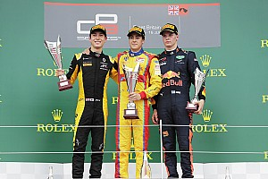 GP3 Race report Silverstone GP3: Alesi holds off Aitken to score maiden win
