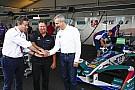 La BMW anticipa i rinforzi al progetto Formula E