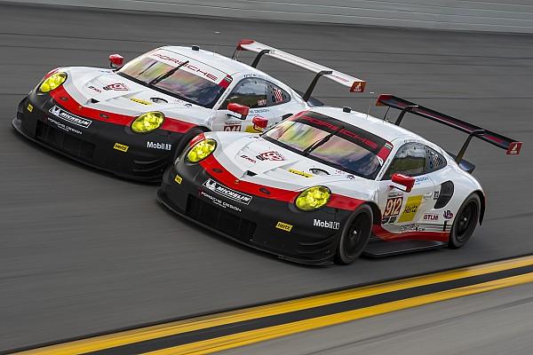 Porsche's Lietz suspects Ford torque is key to advantage