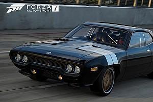 Jeux Video Actualités Forza Motorsport 7 avec les voitures de Fast and Furious 8