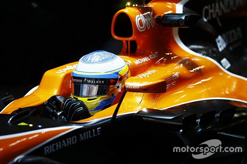 【F1】マクラーレン「アロンソの代役はまだ未定。候補が数名いる」