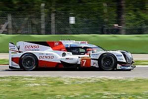 WEC Testbericht WEC-Prolog in Monza: Toyota am 1. Testtag 2017 vor Porsche