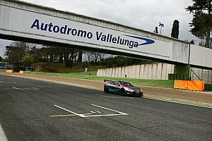 EGT Breaking news Di Grassi tests Electric GT Tesla