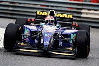 Jos Verstappen'in 1995 yılında kullandığı Simtek satışa çıkarıldı