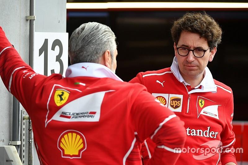 Gantikan Arrivabene, Binotto team principal Ferrari