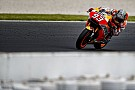 MotoGP Marquez dislocates shoulder during private Honda test