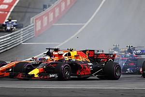 F1 Noticias de última hora Verstappen sufrió de un problema de embrague en el arranque