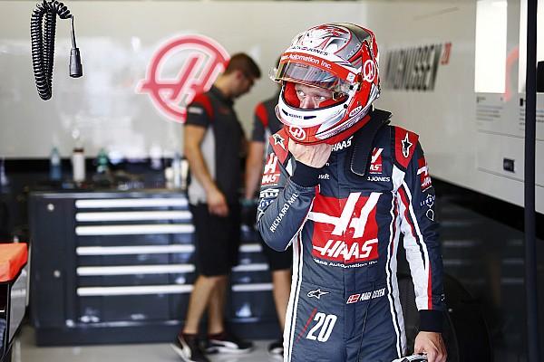 Formula 1 Breaking news Steiner puzzled by criticism of Magnussen work ethic