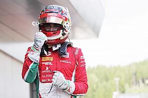 FIA F2 Reporte de la carrera Leclerc logra una intensa cuarta victoria en la F2 en Austria