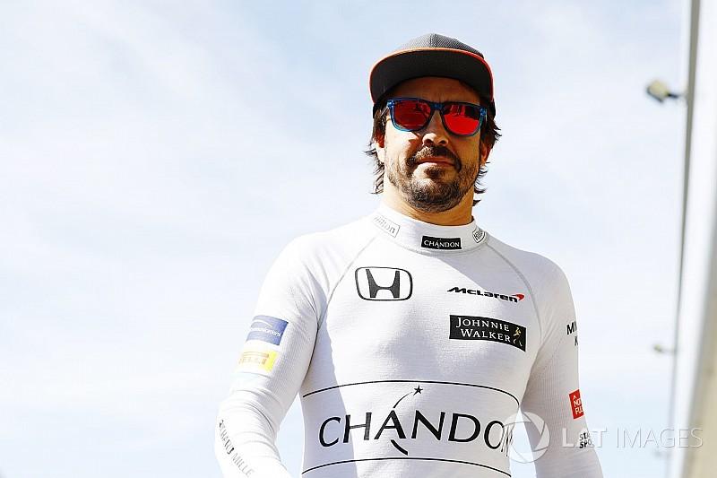 Rosberg: escolhas erradas, e não azar, atrapalharam Alonso
