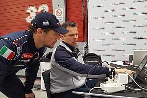 TCR Italia Ultime notizie Accorsi analizza telemetrie e video per prepararsi a Gara 1