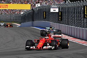 Formula 1 Breaking news Sochi evaluating track changes to boost F1 overtaking