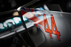 Hamilton, 2019'da #44 ile yarışacağını doğruladı