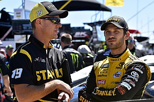 NASCAR Cup Noticias de última hora Para Daniel Suárez, el séptimo lugar fue