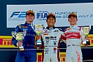 FIA F2 【F2ハンガロリンク】レース2完勝の松下「ちゃんと仕事すればF1に乗れると信じている」