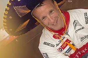 WRC Важливі новини Кріс Мік: Все було в руках богів