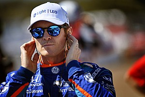 "IndyCar Breaking news Dixon angered by ""fabricated"" St. Pete running order"