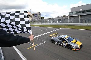 BSS Reporte de la carrera Frijns y Leonard se llevan la última victoria y el título de las Blancpain Sprint