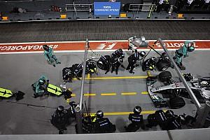 Forma-1 Motorsport.com hírek A Mercedes majdnem 200 ponttal veri a Ferrarit a bokszutcában