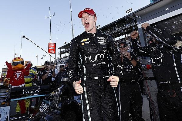 IndyCar Newgarden confirma favoritismo e conquista título da Indy