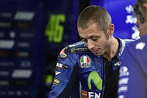 Yamaha tunda perpanjangan kontrak Rossi