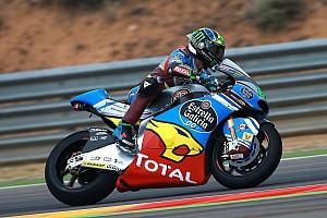 Moto2 Verslag vrije training Minimale verschillen aan kop in derde training, P1 Morbidelli