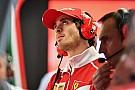 Le Mans Giovinazzi in lizza per un posto sulla Ferrari alla 24 Ore di Le Mans