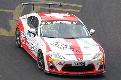 VLN : belle surprise pour Toyota Swiss Racing