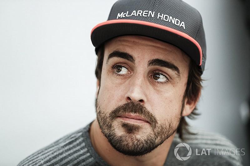 """Alonso, sobre futuro: """"A tríplice coroa é grande prioridade"""""""
