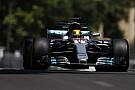 Mercedes: la mayor distancia entre ejes será una ventaja
