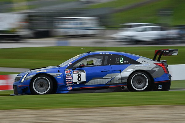 Cadillac pulls out of Pirelli World Challenge