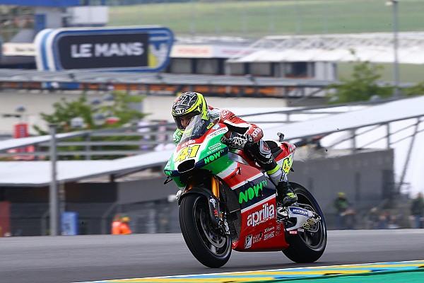 MotoGP Breaking news Espargaro admits MotoGP championship position a