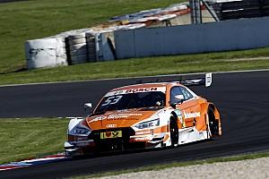 DTM Reporte de la carrera Jamie Green y Audi dominan la carrera del domingo en Lausitz