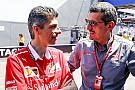 Novità Ferrari:  Albertini e Santi, solo promozioni interne al muretto box