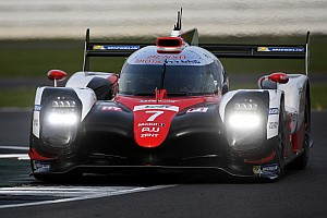 WEC Breaking news Lopez taken to hospital after Silverstone WEC crash
