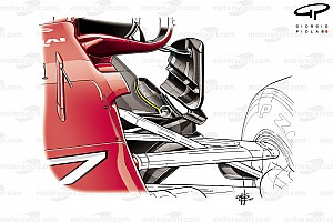 Formule 1 Analyse Les 5 meilleures solutions techniques de 2017