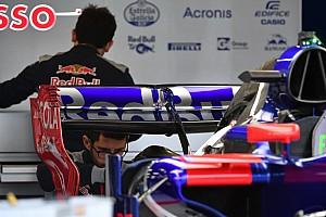 Los comisarios no castigarán a Toro Rosso