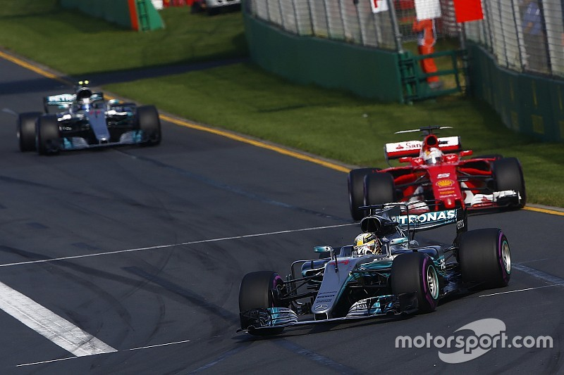 Análisis: La forma en que Hamilton perdió Australia