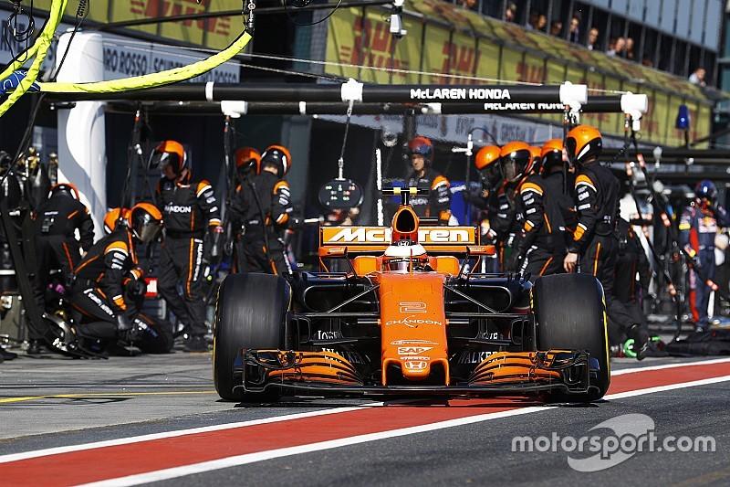 Honda, satisfecho con el primer GP del año; McLaren no