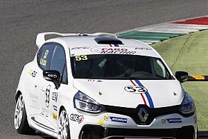 Clio Cup Italia Gara Di Luca Domina con Faro Racing nel round inaugurale del Mugello
