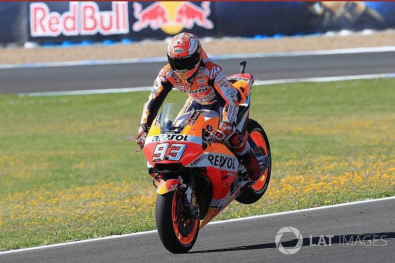 MotoGP Jerez 2018: Marquez siegt - irrer Dreiercrash