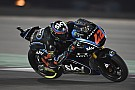 Qatar Moto2: Bagnaia holds off Baldassarri for first win
